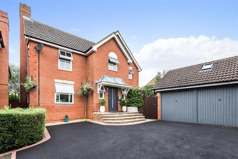 4 bedroom detached house for sale - Vulcan Close, Daventry