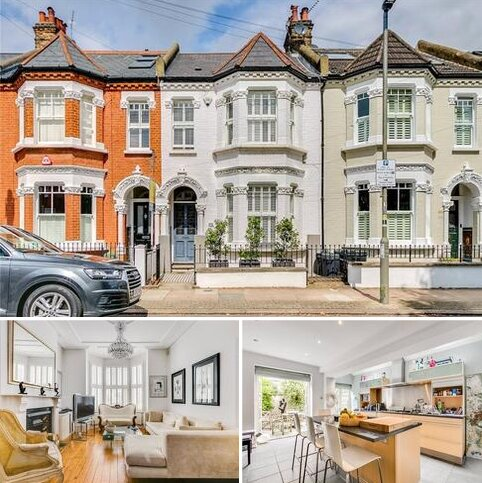 4 bedroom terraced house for sale - Kyrle Road, London, SW11
