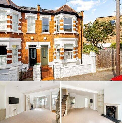 5 bedroom terraced house for sale - Bendemeer Road, Putney, London, SW15