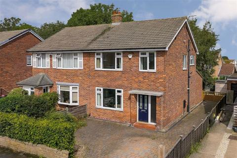 3 bedroom semi-detached house for sale - Beckwith Crescent, Harrogate, North Yorkshire