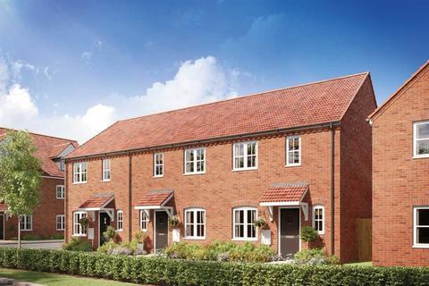 2 bedroom house for sale - Plot 007, The Thornton at Furlong Heath, SALHOUSE ROAD NR13