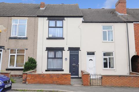2 bedroom terraced house for sale - Wellington Street, New Whittington, S43