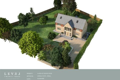 4 bedroom property with land for sale - Building plot to rear of Grove House, Lower Blunsdon, Swindon