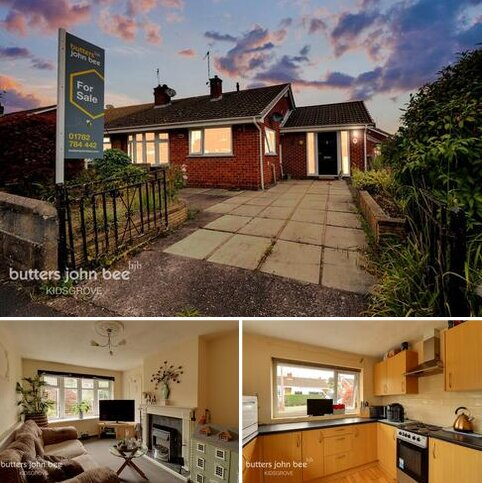 3 bedroom semi-detached bungalow for sale - Acacia Gardens, Stoke-On-Trent