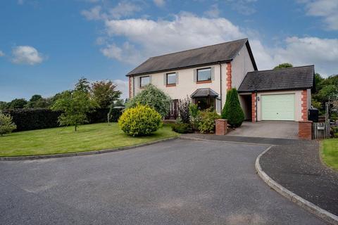 4 bedroom detached house for sale - Cheviot Park, Foulden, Berwick-upon-Tweed