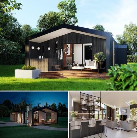 3 bedroom lodge for sale - Wombleton North Yorkshire