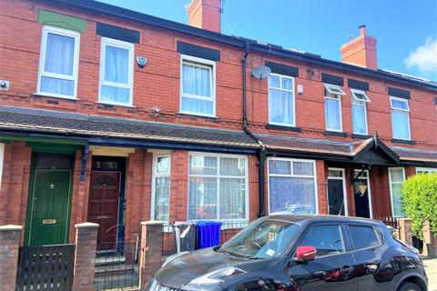 3 bedroom terraced house for sale - Garfield Avenue,  Manchester, M19