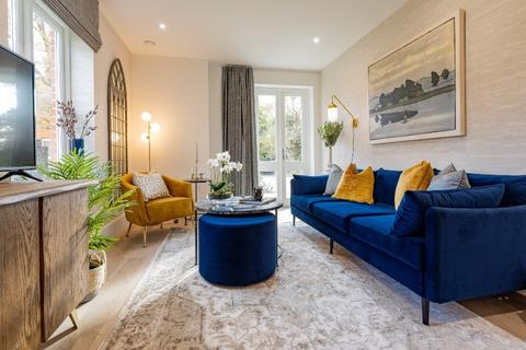 2 bedroom apartment for sale - Plot 6 - Bruton House - 100%, Two Bedroom Plus Study at Trent Park, Enfield EN4