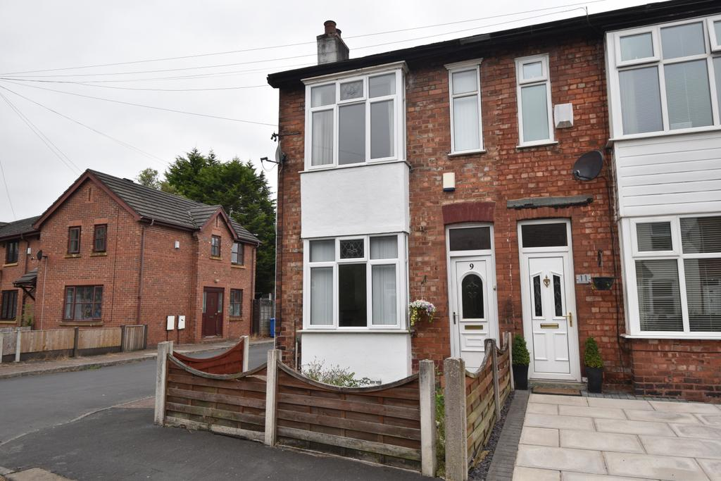 Two Bedroom End Terraced