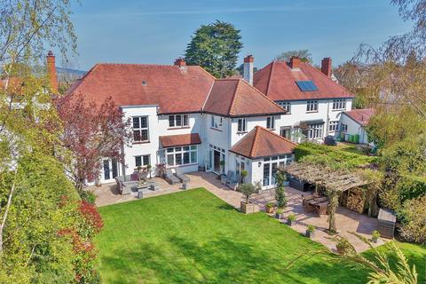5 bedroom detached house for sale - Llandennis Avenue, Cyncoed, Cardiff, CF23