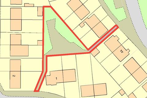 Land for sale - Land to Rear of, 1-5 Mavor Drive, Bedworth, Warwickshire, CV12 0HH