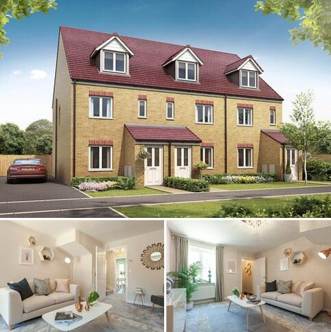 3 bedroom end of terrace house for sale - Plot 48, The Windermere at Cranbrook, Galileo, Birch Way, Cranbrook EX5