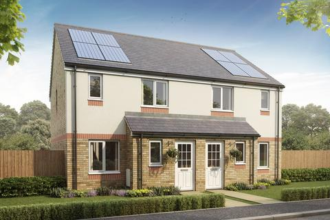 3 bedroom semi-detached house for sale - Plot 196, The Ardbeg at Castle Gardens, Gilbertfield Road G72