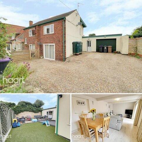 3 bedroom detached house for sale - High Street, Navenby