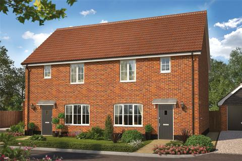 3 bedroom semi-detached house for sale - Plot 58 Heronsgate, Blofield, Norwich, Norfolk, NR13