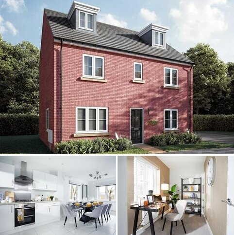 5 bedroom detached house for sale - Plot 250, The Lutyens at Wilberforce Park, 79 Amos Drive, Pocklington YO42