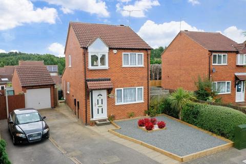 3 bedroom detached house for sale - Kelburn Close, East Hunsbury, Northampton, NN4