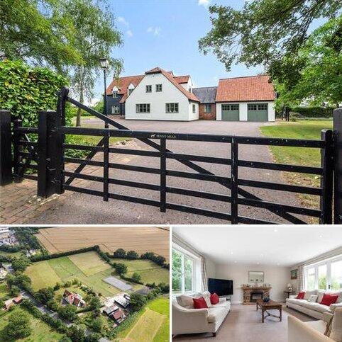 5 bedroom character property for sale - Upthorpe Road, Stanton, Bury St. Edmunds, Suffolk, IP31