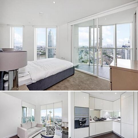 2 bedroom flat to rent - Sky Gardens, 155 Wandsworth Road, Nine Elms, London, SW8