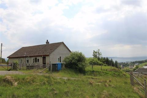 3 bedroom detached bungalow for sale - West View, 9, Mihol Road, Strath, Gairloch