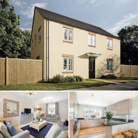 4 bedroom detached house for sale - Plot 95, The Larch at Hawkswood, Pioneer Way, Kingsmere, Bicester, Oxfordshire OX26