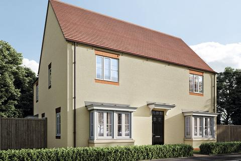 4 bedroom detached house for sale - Plot 94A, The Redwood at Hawkswood, Pioneer Way, Kingsmere, Bicester, Oxfordshire OX26