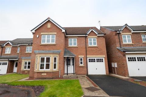 4 bedroom detached house for sale - Merryweather Rise, Tunstall, Sunderland