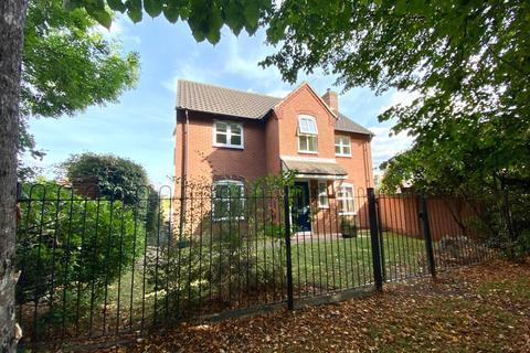 4 bedroom detached house for sale - The Saddlers, Grange Park, Northampton, NN4