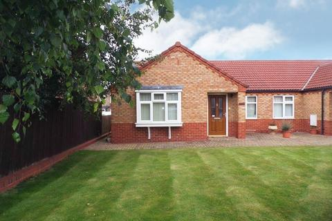 2 bedroom bungalow for sale - Birch Tree Drive, Hedon, HU12 8FJ