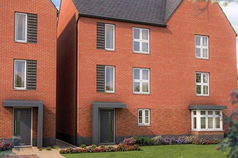 3 bedroom townhouse for sale - Plot 380, Ambassador at Heyford Park, Camp Road, Upper Heyford, Oxfordshire OX25