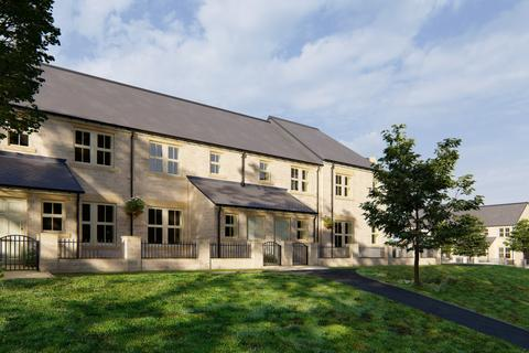 3 bedroom terraced house for sale - Plot 25, The Victoria at Tantallon Fields, Front Street NE65