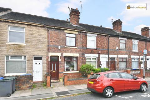 2 bedroom terraced house for sale - Woodgate Street, Meir, ST3 6BS