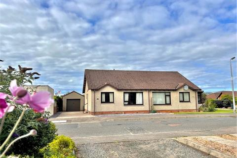 2 bedroom semi-detached bungalow for sale - 3 Morlich Place, Kinross, Kinross-shire