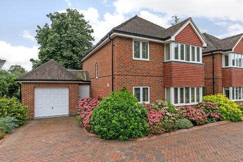 4 bedroom detached house for sale - St. Cross Mews, 2 Airlie Road, St. Cross, Winchester, SO22