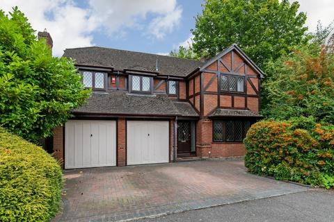 5 bedroom detached house for sale - Halls Farm Close, Bereweeke, Winchester, SO22