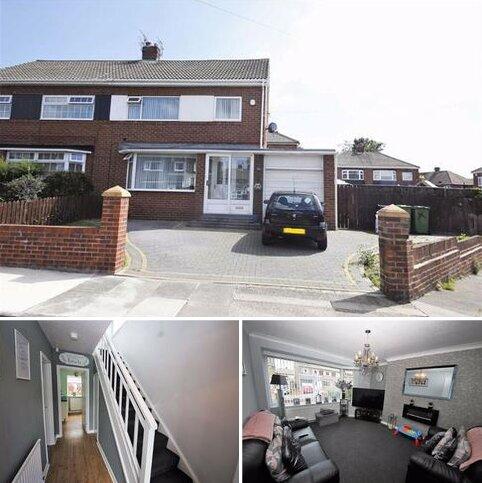 3 bedroom semi-detached house for sale - Broadmayne Avenue, High Barnes, Sunderland, SR4