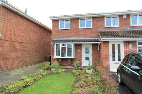 2 bedroom house for sale - Easters Grove, Milton, Stoke-On-Trent