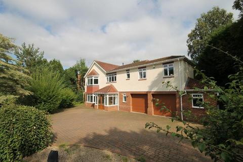 5 bedroom detached house for sale - Western Way, Darras Hall, Newcastle Upon Tyne, Northumberland