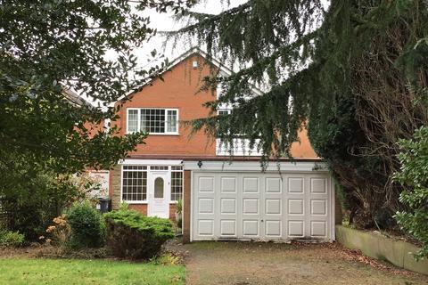 4 bedroom detached house to rent - Tintern Close, Streetly B74 2EL