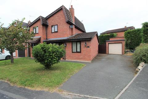 4 bedroom detached house for sale - The Homestead, Wrexham