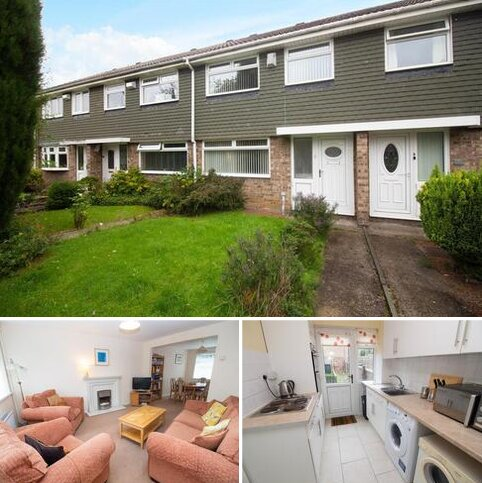 3 bedroom terraced house for sale - Epsom Court, Kingston Park, Newcastle Upon Tyne