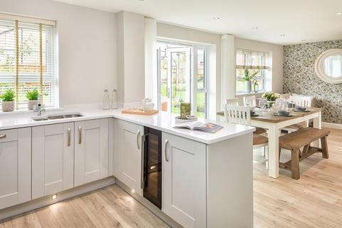 4 bedroom detached house for sale - Plot 129, Radleigh at Royal View, Taunton Road, North Petherton, BRIDGWATER TA6