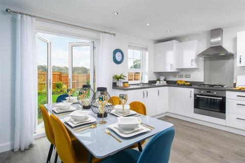3 bedroom semi-detached house for sale - Plot 3, Ellerton at Royal View, Taunton Road, North Petherton, BRIDGWATER TA6