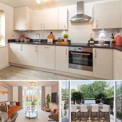 3 bedroom terraced house for sale - Plot 93, Norbury at Eldebury Place, Hanworth Lane, Chertsey, CHERTSEY KT16