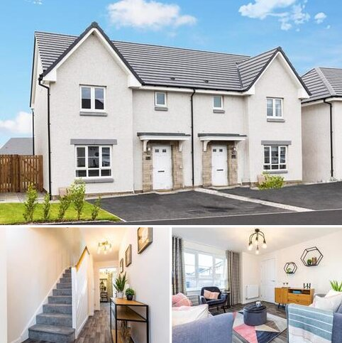 3 bedroom semi-detached house for sale - Plot 228, Craigend at Huntingtower, 1 Charolais Lane, East Huntingtower, Perth PH1