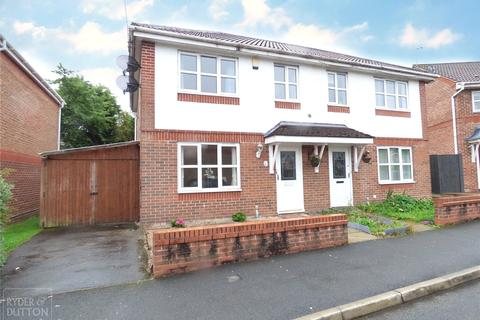 3 bedroom semi-detached house to rent - Greetland Drive, Blackley, Manchester, M9