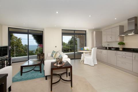 2 bedroom apartment to rent - Middle Lincombe Road, Torquay, Devon, TQ1
