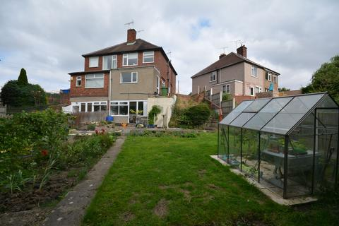 2 bedroom semi-detached house for sale - Smithfield Avenue, Hasland, Chesterfield, S41 0PR