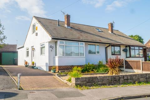 2 bedroom semi-detached bungalow for sale - Chatsworth Crescent, Pudsey