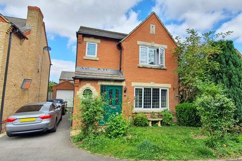 3 bedroom detached house for sale - Lucerne Avenue, Bicester, Oxfordshire